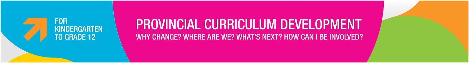 Provincial Curriculum Development