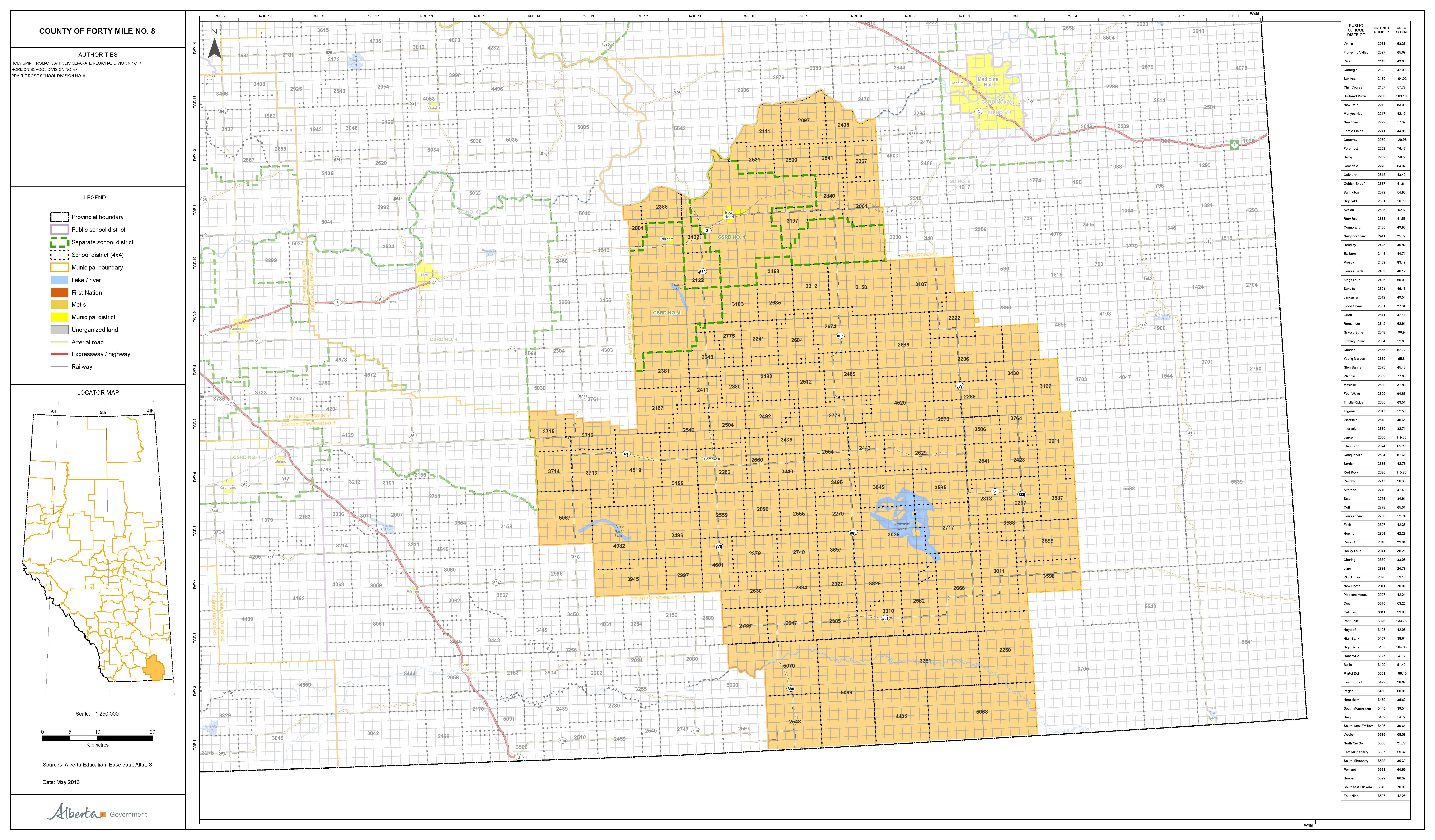 Municipal Maps